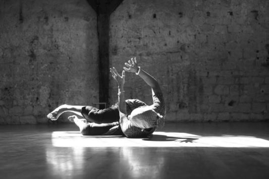 Danse / StravinskyNègre