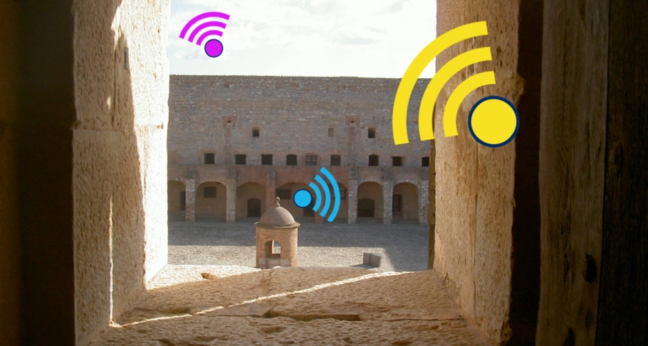 WEB RADIO / Les Portes du Temps à la Forteresse deSalses